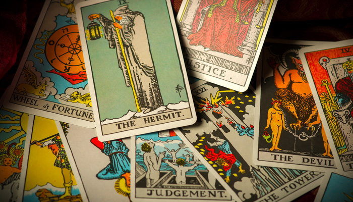 Tarot Card Connections to Planets in Astrology - My Sign Says