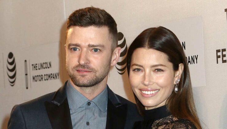 Justin Timberlake and Jessica Biel Celebrate 3rd Wedding