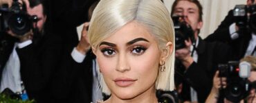 Kylie Jenner attends the 20117 Metropolitan Museum of Art Costume Institute Gala